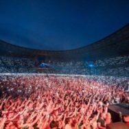 «Океан Ельзи» собрал на своем концерте в Киеве больше 85 тыс. зрителей