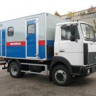 Передвижная автомастерская на базе МАЗ – удобный ремонт и обслуживание автомобилей