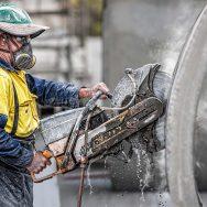 Алмазная технология обработки бетона в Украине